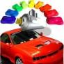 Vopsea auto fluorescentă spray