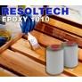 Rășină epoxidică pe bază de apă Resolcoat 1010 universală